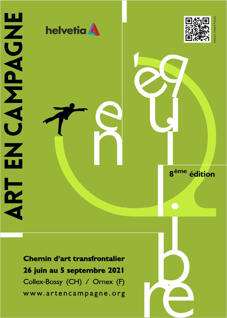 Art en Campagne, du 26 juin au 5 septembre 2021